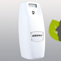 Dispenser a timer per deodorazione ambienti