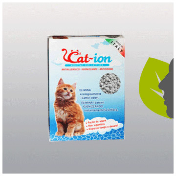 CAT ION additivo per lettiera