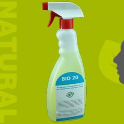 Spray biologico per eliminazione odori molesti