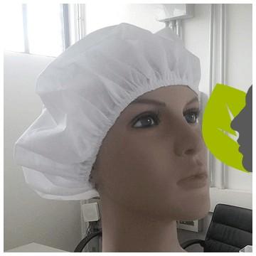 Cuffia in PLP bianco