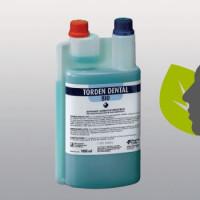 Detergente sanificante enzimatico