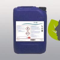Detergente concentrato alcalino F-40