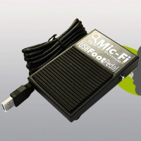 Pedale per microscopi wi-fi