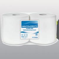Bobina industriale liscia pura cellulosa