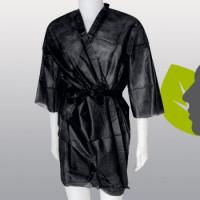 Kimono nero in TNT