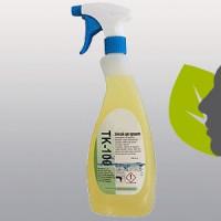 Detergente forte per superfici dure
